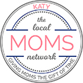 The Katy Moms Network Local Moms Logo representing Anne Russey Counseling's meet a mom feature. Anne Russey is a licensed professional counselor specializing in treating postpartum depression, postpartum anxiety counseling and counseling for moms in West Houston, Katy, TX 77494.
